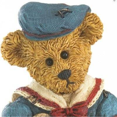 Shelly C Starboard Bear Anchors Away Figurine Boyds
