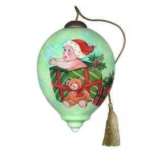Baby's First Christmas 2011 Ne'Qwa Art Ornament