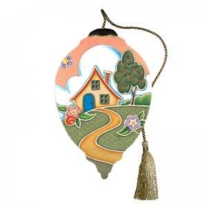 Bless Our Home Ne'Qwa Art Petite Ornament