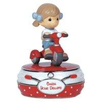 Chase Your Dreams Musical Figurine Precious Moments