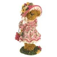 Ashleigh Bloombeary Bear Easter Morning Figurine Boyds