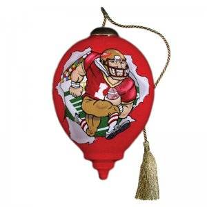 Florida State University Ne'Qwa Art Petite Ornament