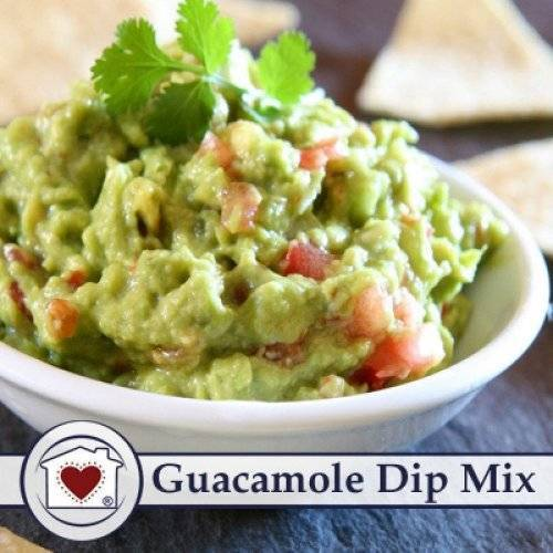 Guacamole Gourmet Dip Mix Country Home Creations