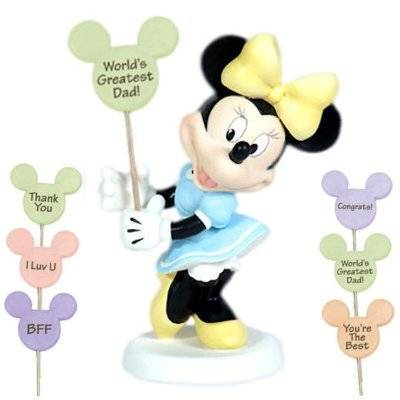 Just For You Minnie Figurine Disney Precious Moments