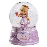 Little Princess Musical Water Globe Precious Moments