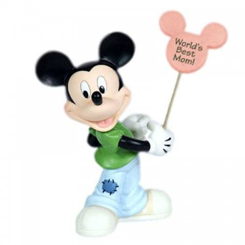 Just For You Mickey Figurine Disney Precious Moments