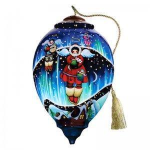Angels of the North Ne'Qwa Art Ornament