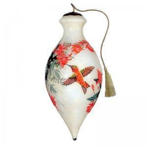 Hummingbirds Ne'Qwa Art Ornament