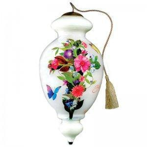 Love in Bloom Ne'Qwa Art Ornament