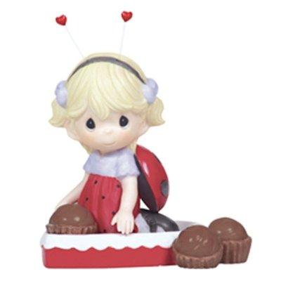 You Always Have a Place in My Heart Ladybug Figurine