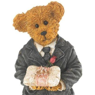 Ring Bearer Extraordinaire Bear Junior Figurine Boyds