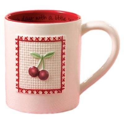 Summer Kitchen Coffee Mug by Grasslands Road