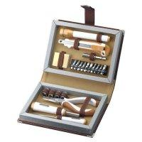 Tool Kit in Case with Snap Closure by Wilouby International