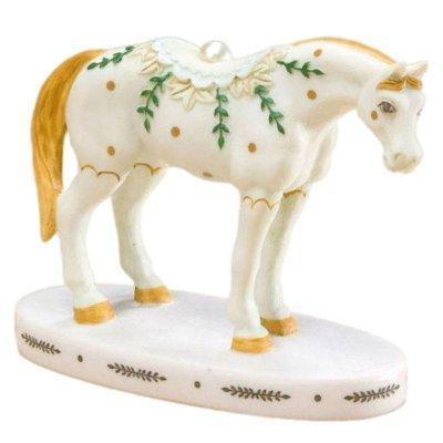 Forever and Ever Mini Pony Figurine by Painted Ponies