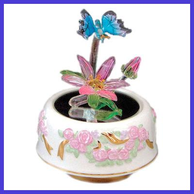 Butterfly Delight Musical Figurine by Everspring Imports