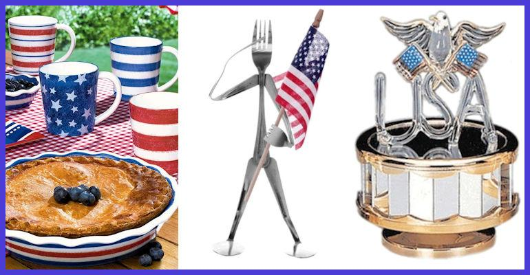 Patriotic Themed Gift Ideas